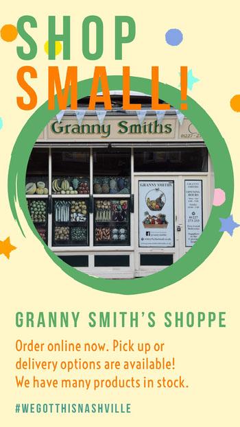 shop small COVID-19