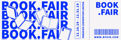 Book Fair Ticket Event Ticket