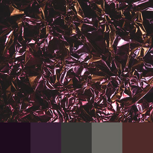 Color Palettes | Metallics 6 101 Brilliant Color Combos