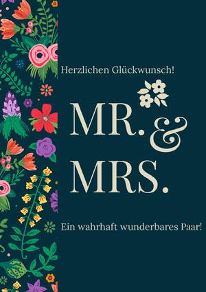 & Einladung zur Verlobung