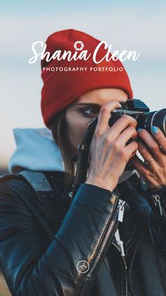 Photographer Shania Cleen IG Story  Photography