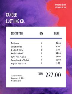 227.00 Clothing