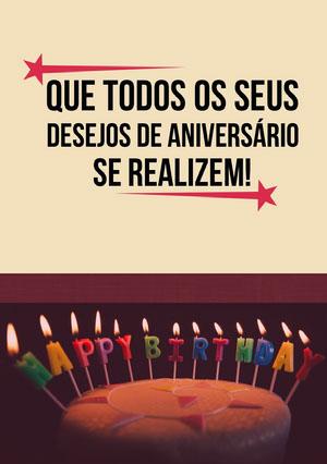 birthday wishes birthday cards  Cartão de aniversário