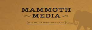 Brown and Black Agency Advertisement Ads Banner