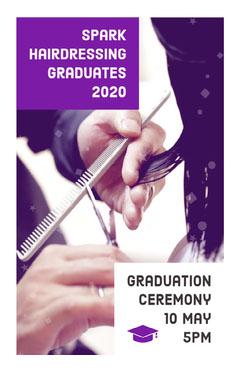 Graduation Ceremony 10 May 5PM Graduation