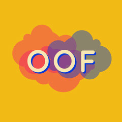 oof clouds igsquare Typography
