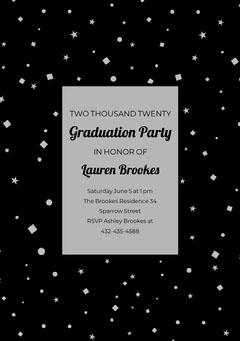 Graduation Party Graduation