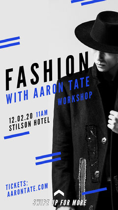 Fashion Instagram Story Workshop
