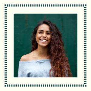Green Border Profile Picture Profile Picture