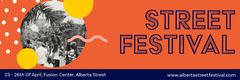Street Festival Banner Festival