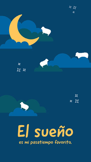 counting sheep iPhone wallpapers  Papel tapiz