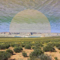 Light Toned Landscape Composition Instagram Post Landscape