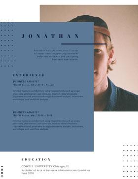 JONATHAN Currículum creativo