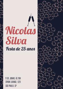 Nicolas <BR>Silva  Convite
