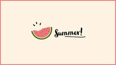 Summer! Background