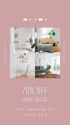70% off <BR>Home Decor Furniture Sale