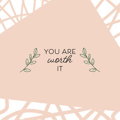 worth it instagram  Leaf
