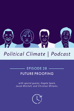 Political Climate | Podcast Political Flyer