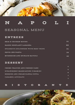 N A P O L I Restaurants