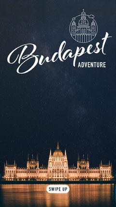 budapest instagram story Sky