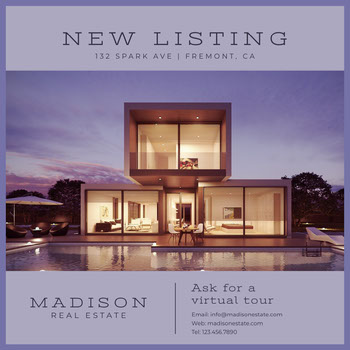 New listing COVID-19 Re-opening