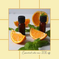 essential oil instagram  Orange