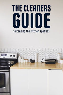 Cleaners Guide Pinterest Guide