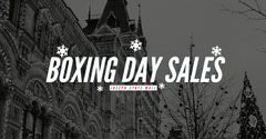 Boxing Day Sales Mall IG landscape Boxing