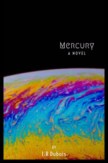 Black and Colorful Mercury Book Cover Book Cover