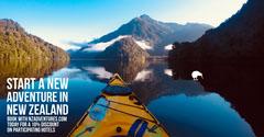 New Zealand Facebook Post Lake