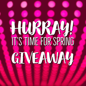 Pink Spring Giveaway Business Square Instagram Ad Instagram Giveaway