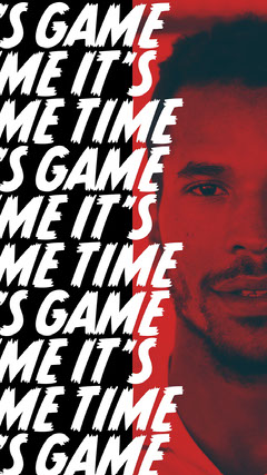 It's Game Time Instagram Promo Sports
