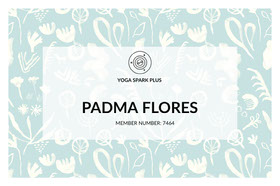 Padma Flores ID Card