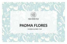 Padma Flores Henkilökortti