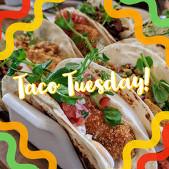 Taco Tuesday! instagram posts