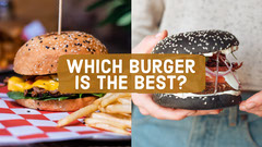 Brown Burger YouTube Channel Art Burger