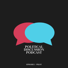 Speech Bubbles Political Discussion Podcast Instagram Square Podcast