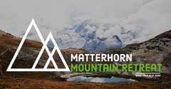 White With View Matterhorn Facebook Post Mountains