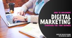 Implementing Digital Marketing Linkedin Post Marketing