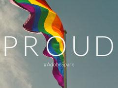 P R O U D Pride
