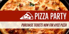 PIZZA PARTY Event Banner