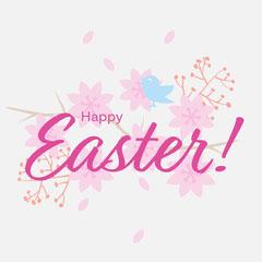 Happy Easter Instagram Square Spring
