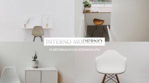 INTERNO MODERNO Banner per YouTube