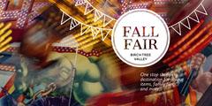 Autumn Fair Eventbrite Cover Fall