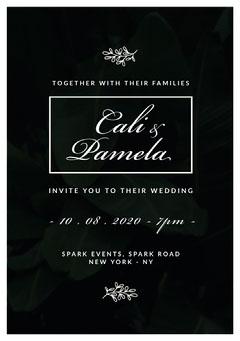 Cali<BR>Pamela Weddings