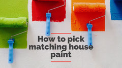 Colorful House Painting Advice Blog Post Graphic Paint
