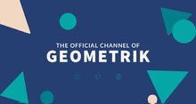 Geometrik Bannière Twitch