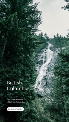 British Columbia <BR>— Forest