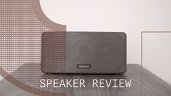 Grey and White Speaker Review YouTube Grey