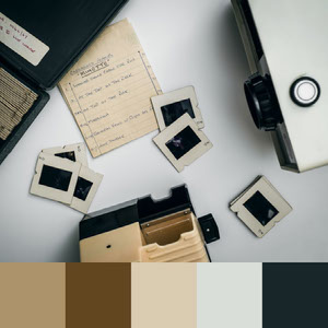 Color Palettes | Retro 8 101 Brilliant Color Combos
